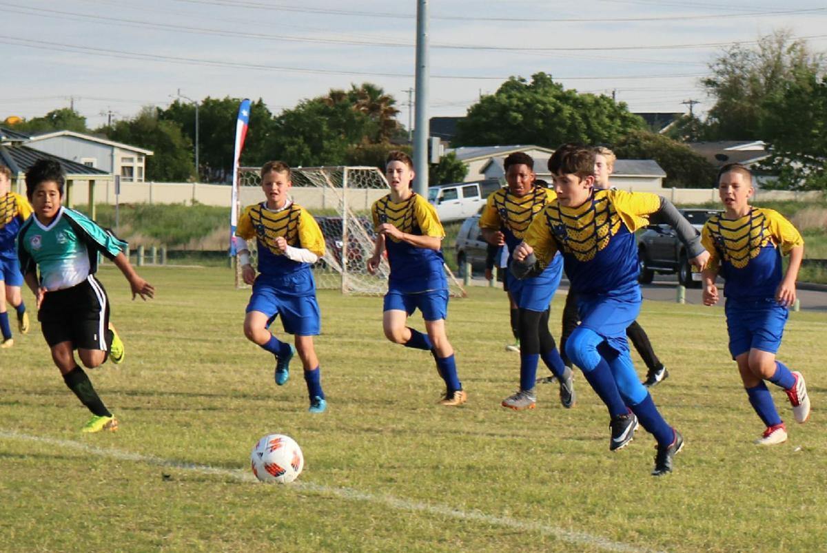 Exodus Copperas Cove Football Club