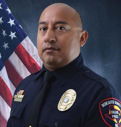 Former Killeen officer Miguel Velasco-Herrera