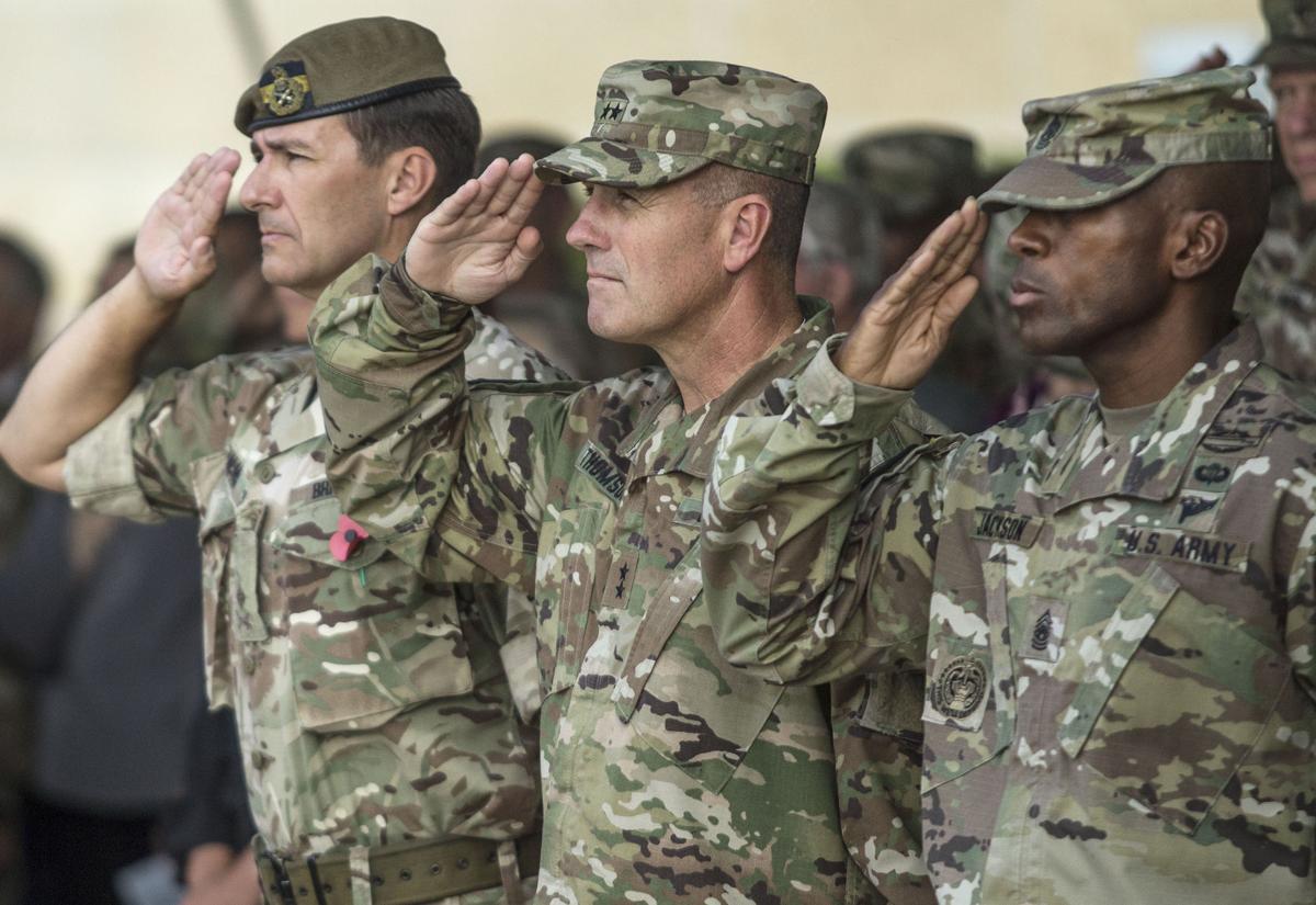 Thomson, Jackson return to Fort Hood