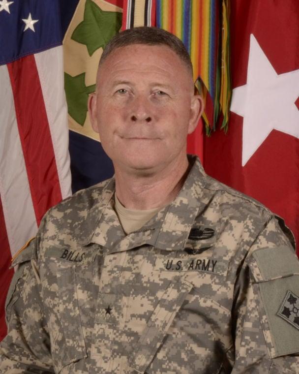 Brig. Gen. Michael Bills