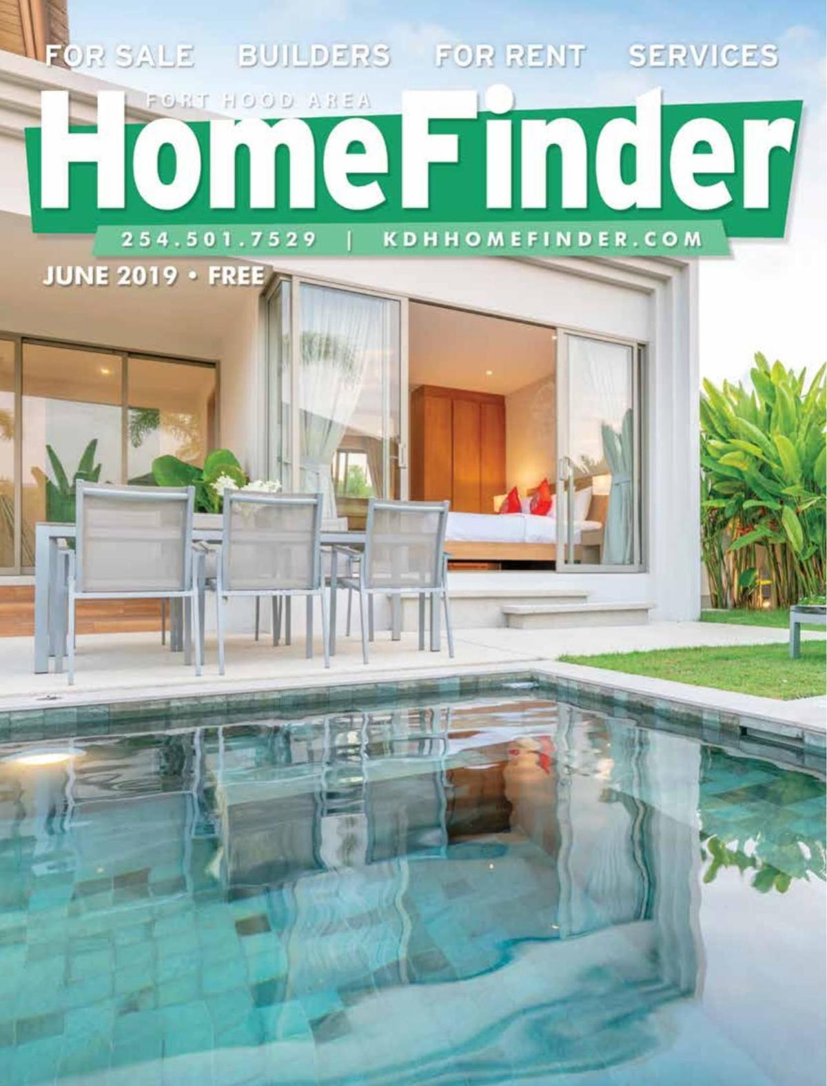 June 2019 Homefinder