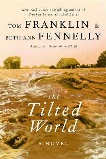 Book Review The Tilted World