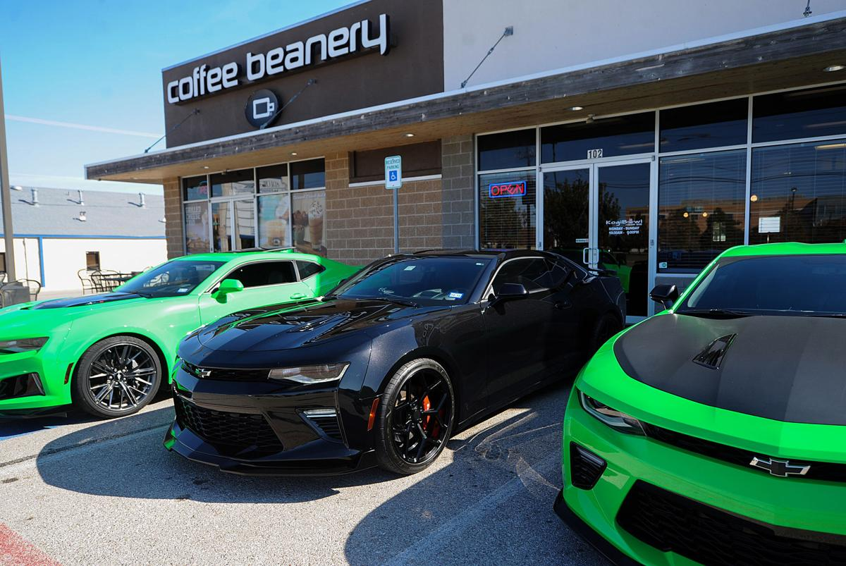 More Than Vehicles On Display At Monthly Car Show In Killeen - Phillips chevy car show