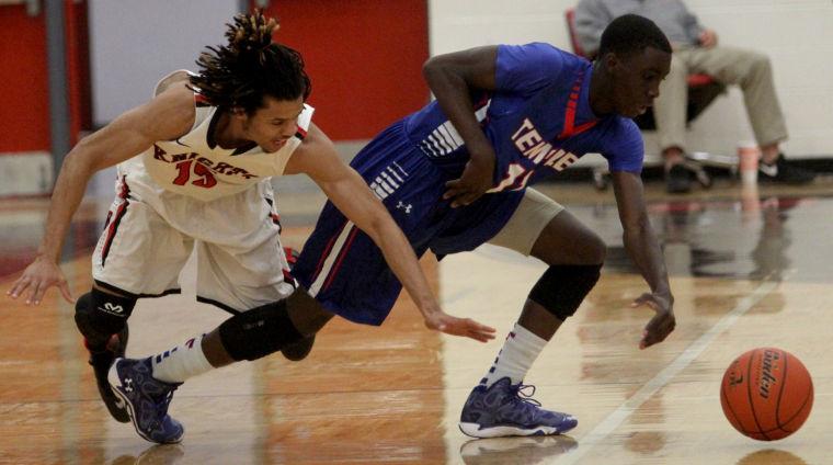 Harker Heights vs Temple Boys Basketball