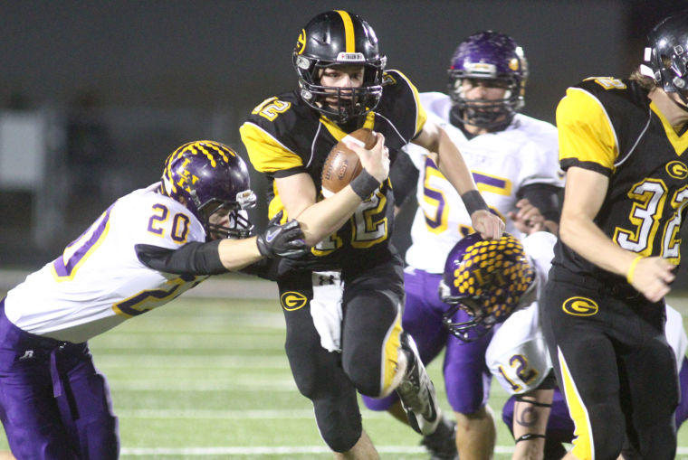 Football: Gatesville v. Liberty Hill