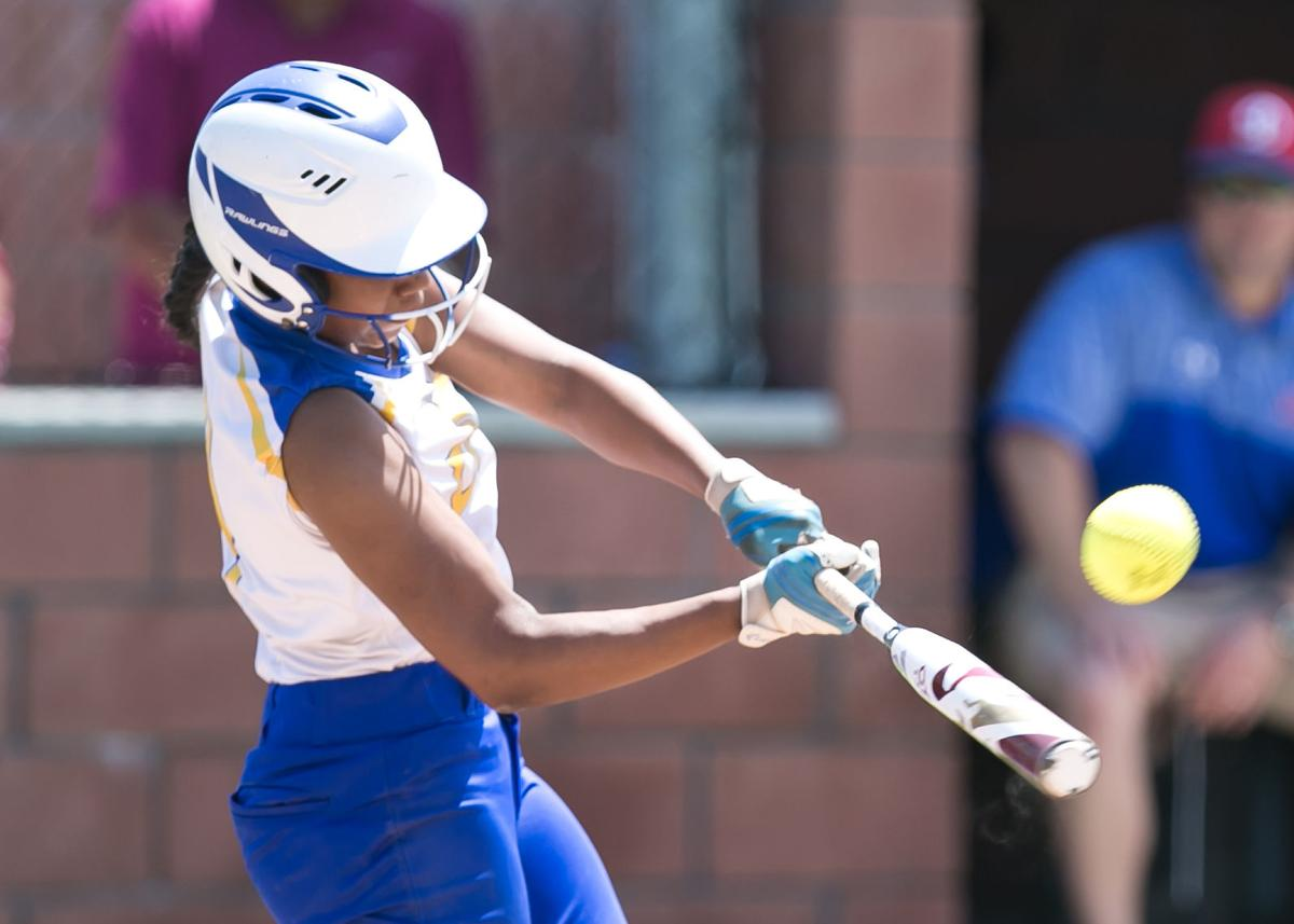 Copperas Cove vs Duncanville Softball Bi-District Playoffs Second round