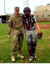 Killeen baseball surprise visit