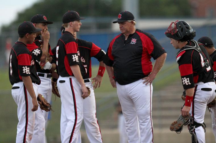 Harker Heights vs Midlothian Bi-District Baseball Playoffs