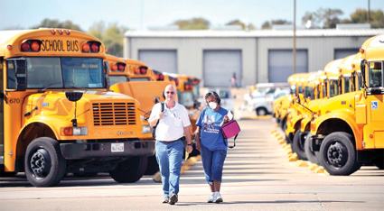 Bus driver shortage means longer rides for students