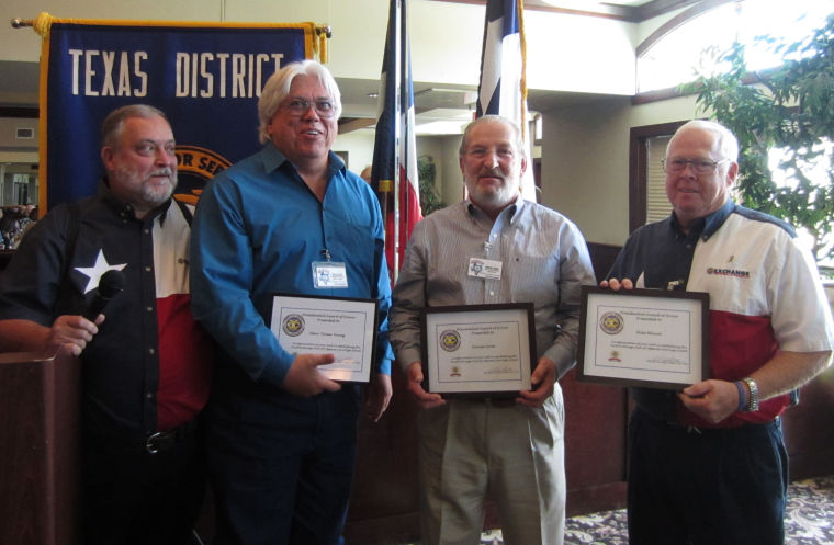 Exchange Club district convention