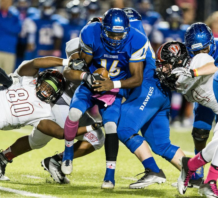 8-6A FOOTBALL: Bulldawgs hoping to help clear logjam in playoff race