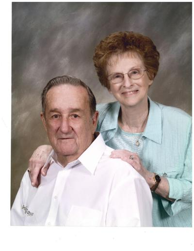 Bert and Sue Norman
