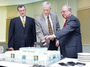 CTC honors retiring staffers