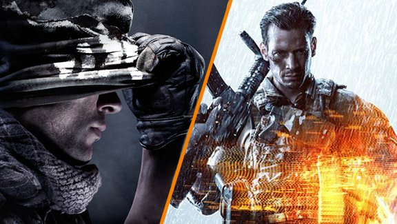 Photo: Call of Duty vs. Battlefield: Who won?