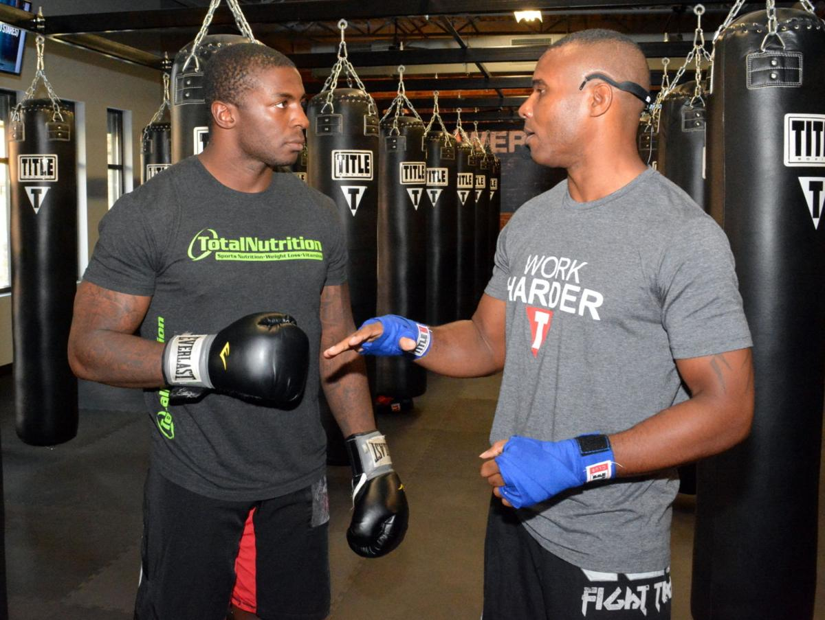 St cavalry officer husband open boxing gym in killeen