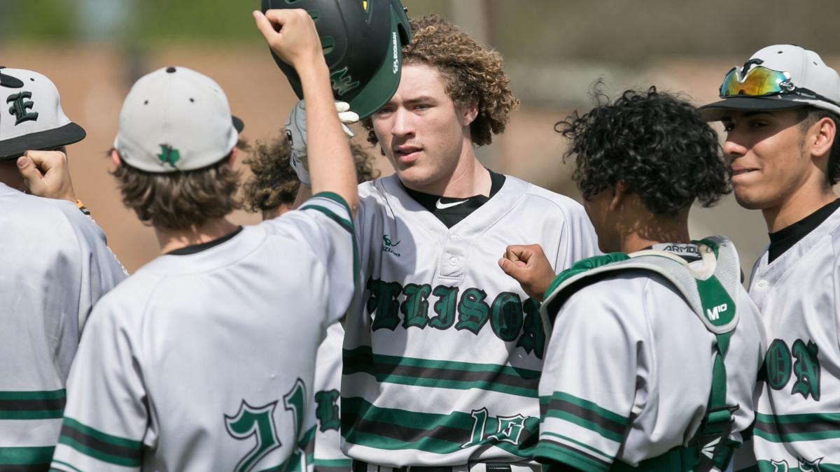 BASEBALL: Ellison bats heat up as Eagles take 8-6A series with Wolves