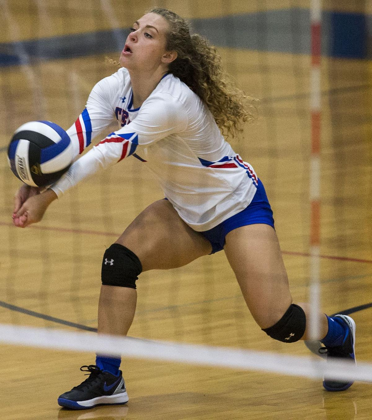 Italian Florence: Temple Volleyball Rolls Past Florence In Straight Sets