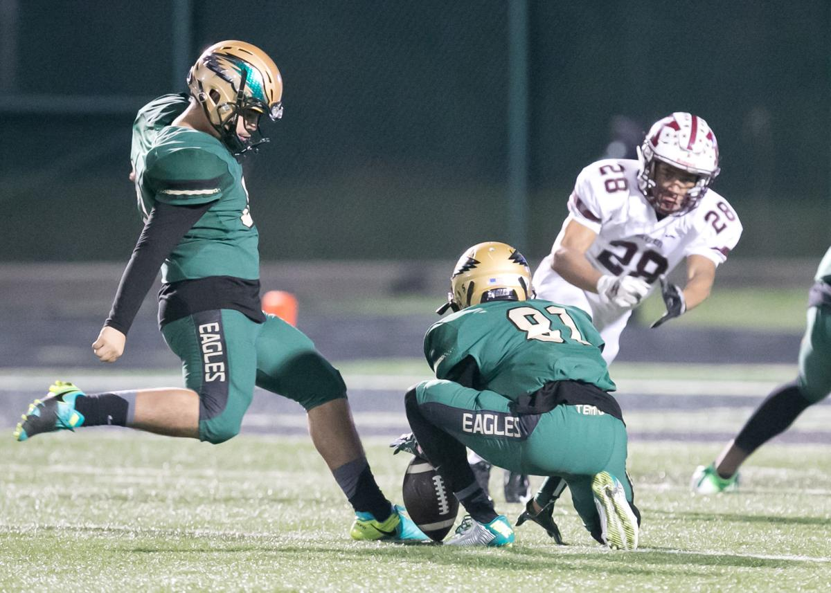 Killeen at DeSoto Football Bi-District Playoffs