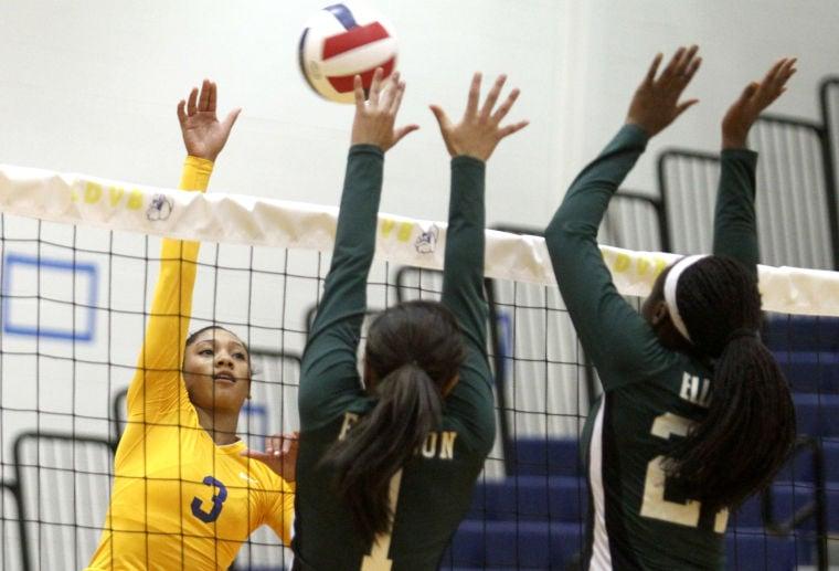 Volleyball: Copperas Cove v. Ellison