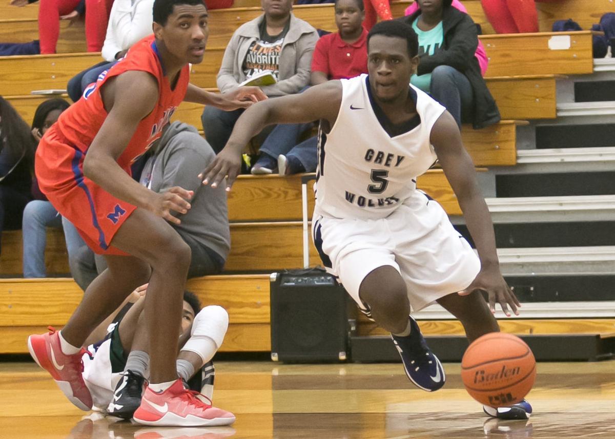 Waco Midway at Shoemaker Boys Basketball