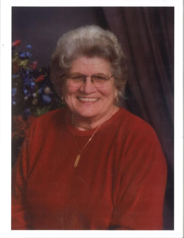 Doris Pauline Warren