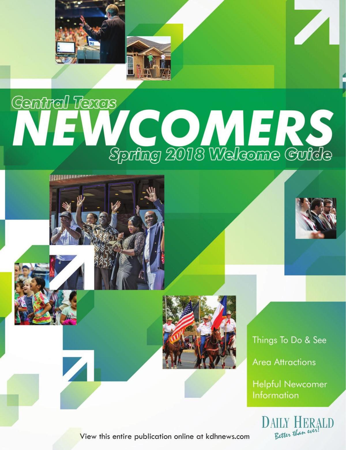 2018 Spring Newcomer's Guide