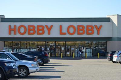 Hobby Lobby open