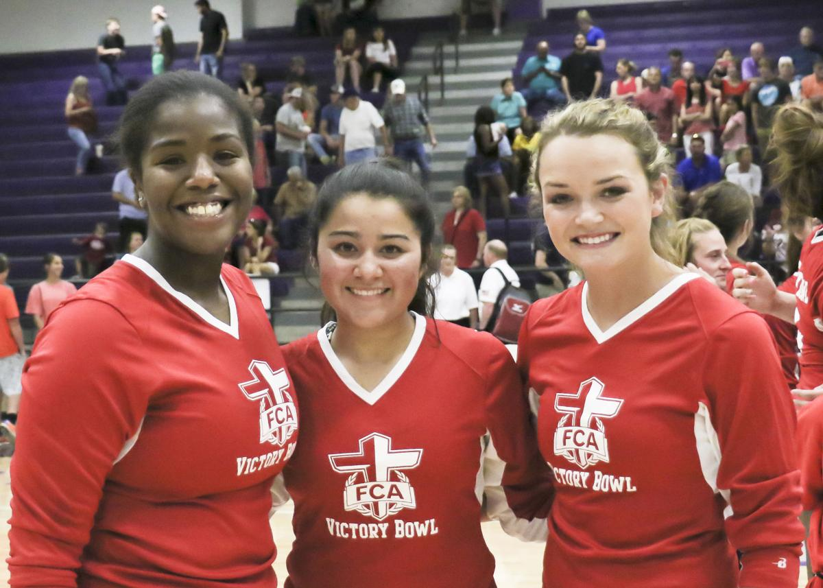 Fellowship of Christian Athletes (FCA) Volleyball Victory Bowl
