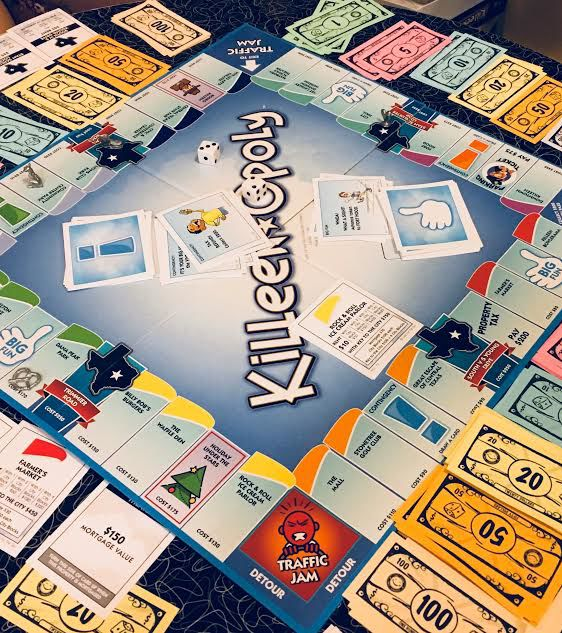 A close-up of the game board mid-play.jpg