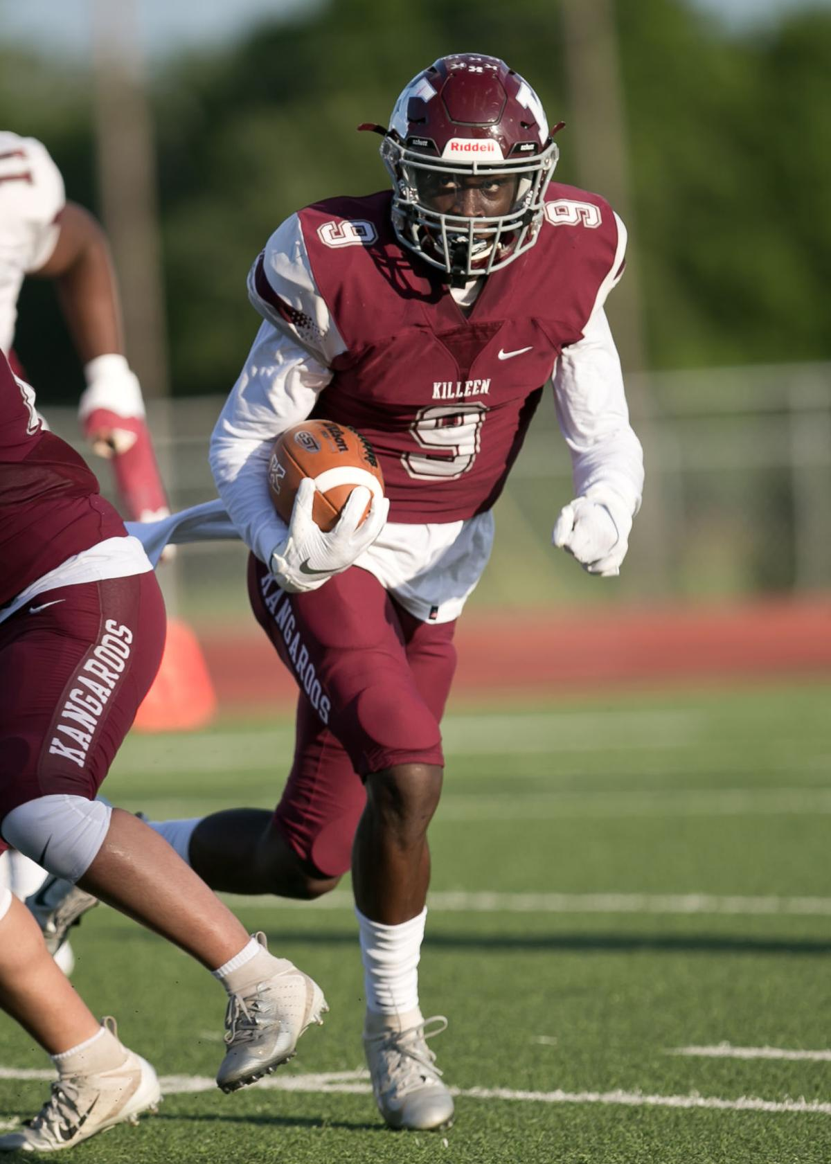 Killeen's Maroon and White Spring Game