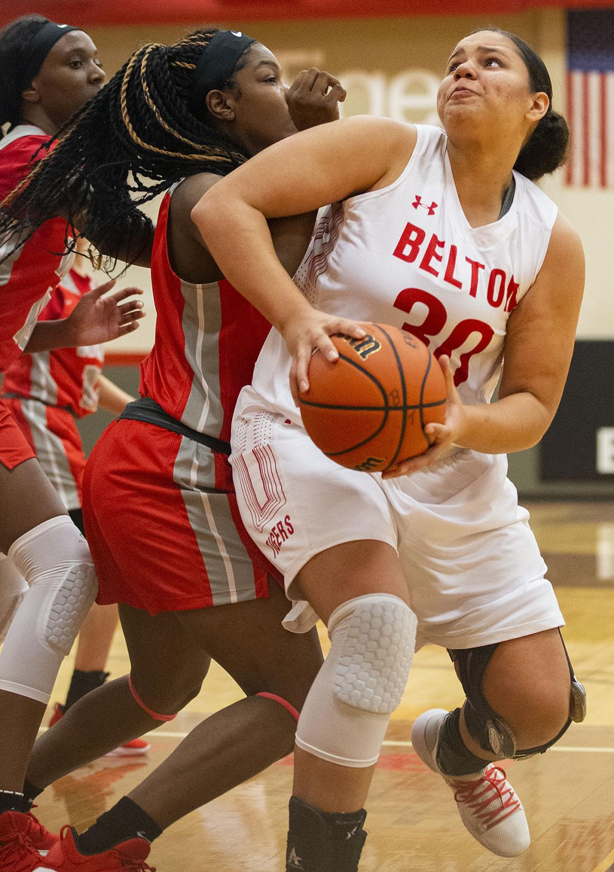 BELTON V WACO girls