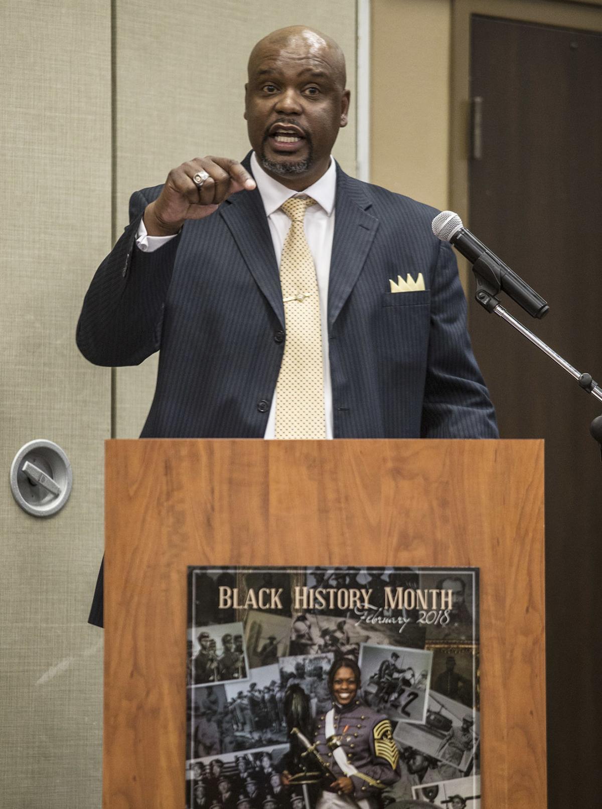 Fort Hood Black History