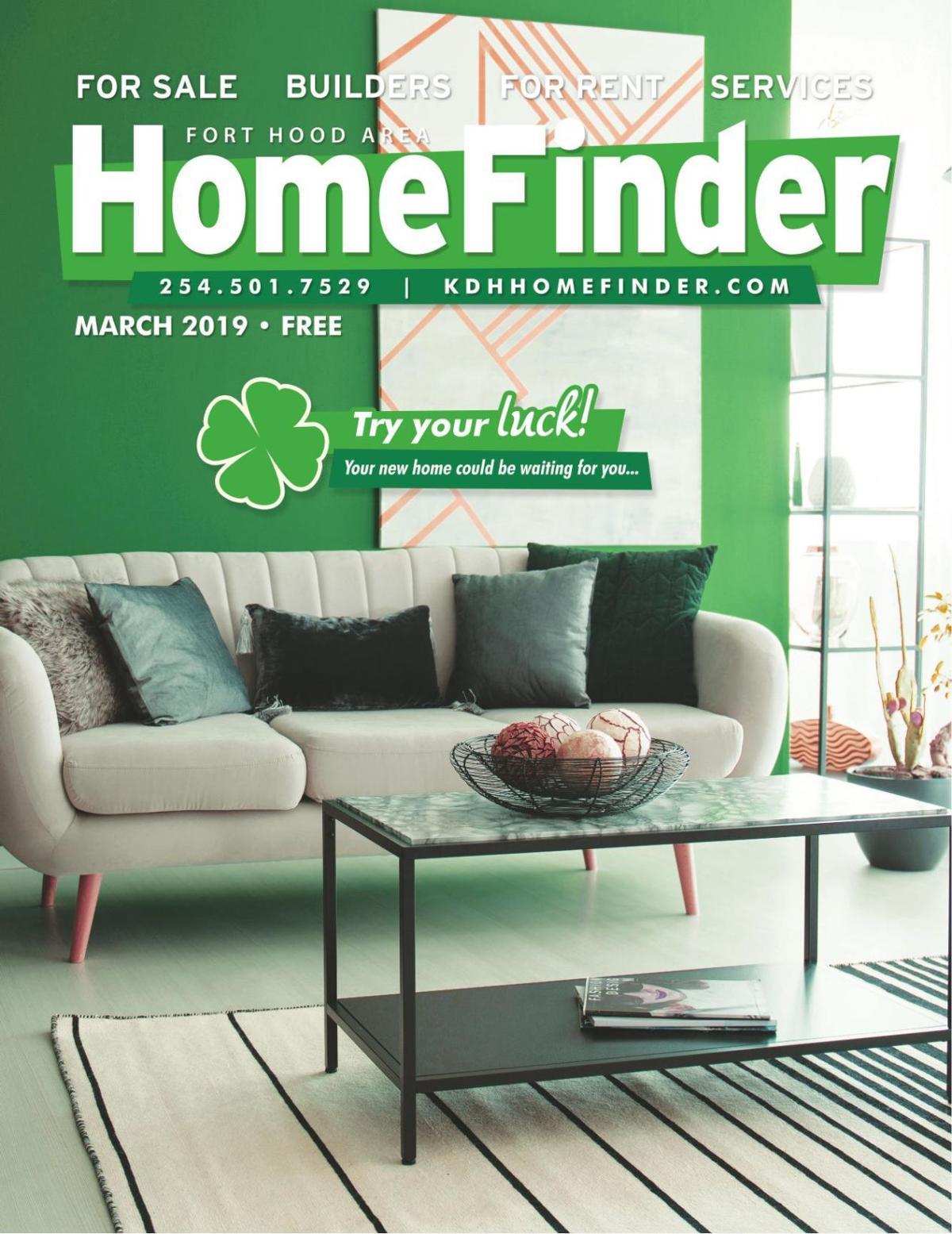 March 2019 HomeFinder