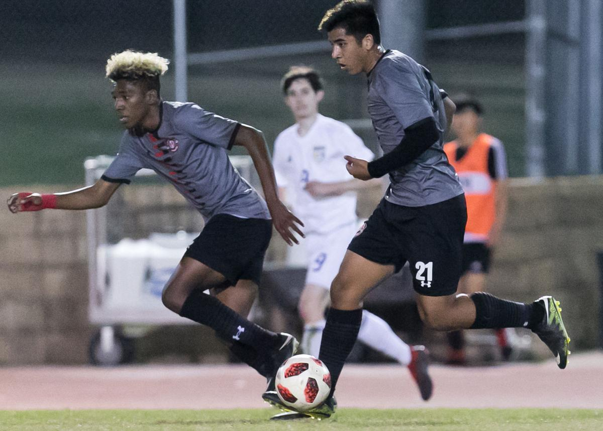 Copperas Cove at Harker Heights Boys Soccer