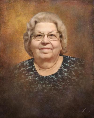 Doris M. Palmer