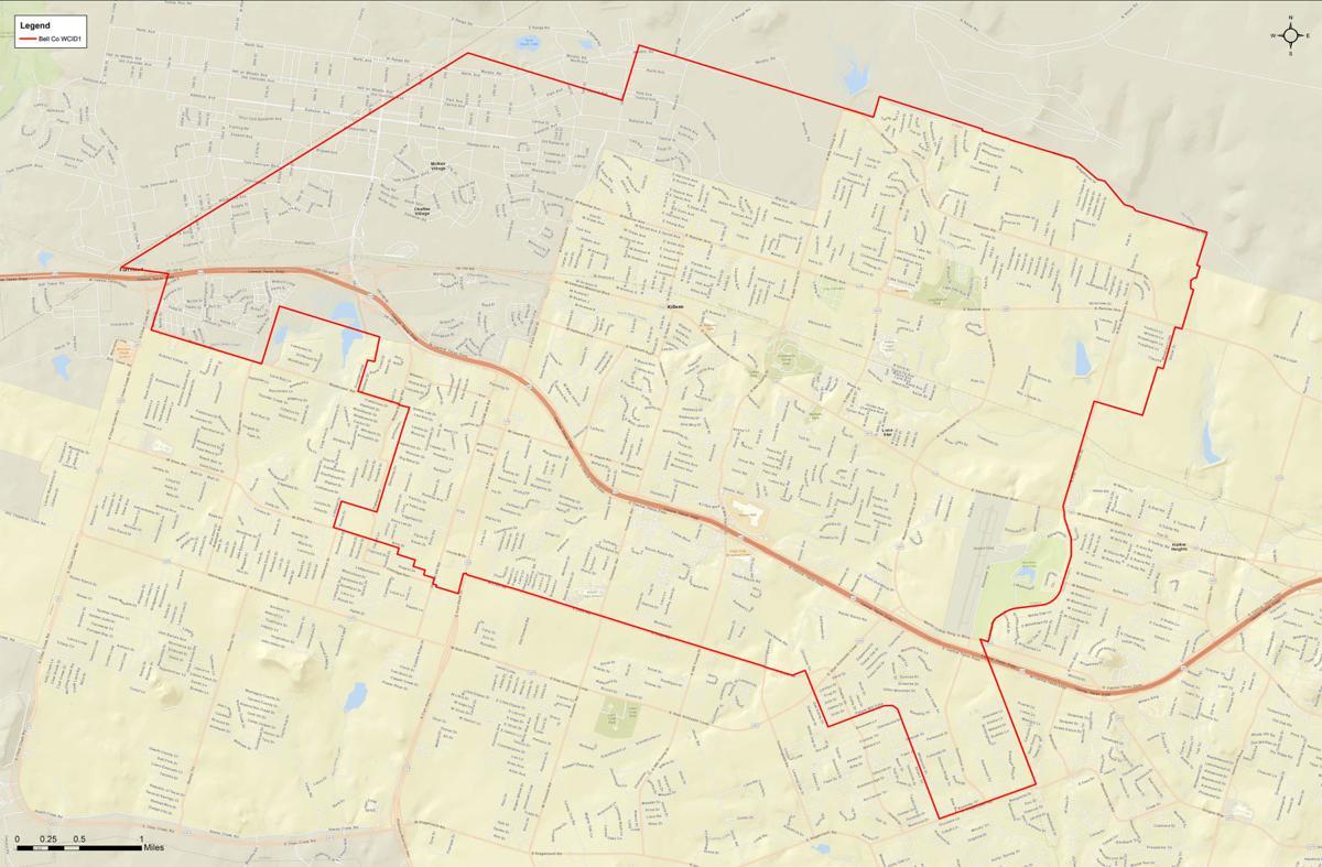 WCID map