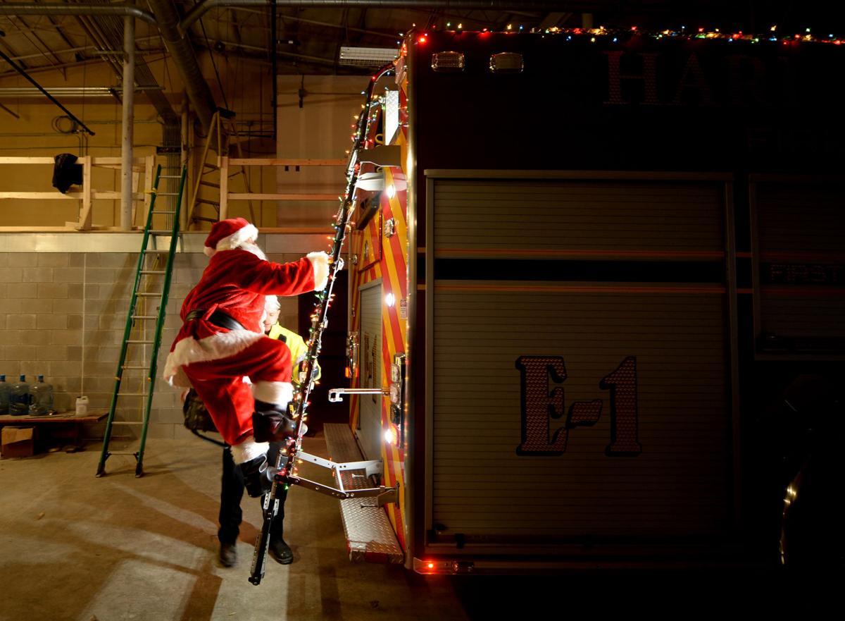 Harker Heights Santa