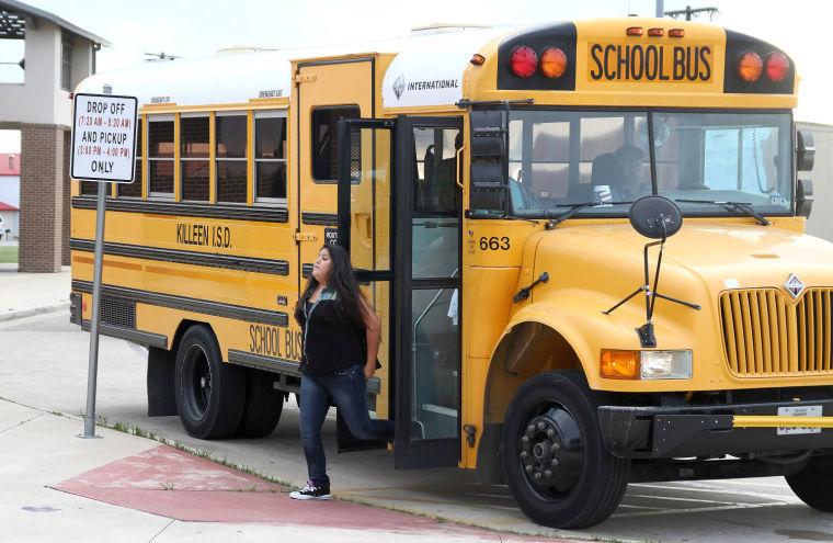 Killeen School Bus