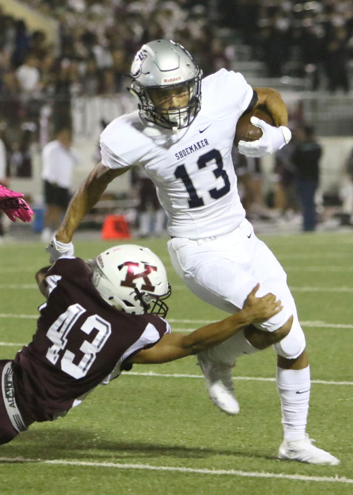Shoemaker vs. Killeen Football-14