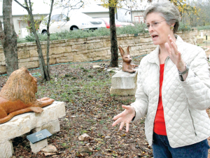 Public artwork benefits Central Texas