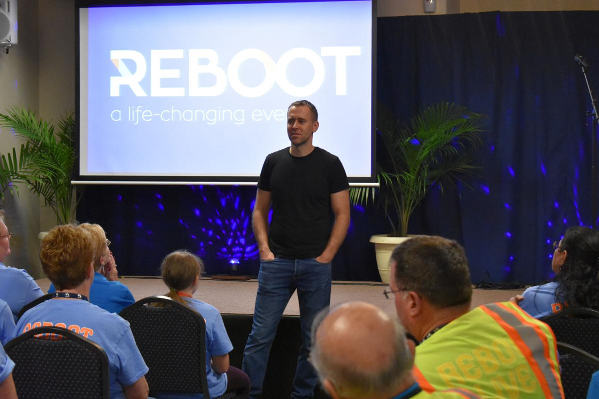 Reboot! Live program
