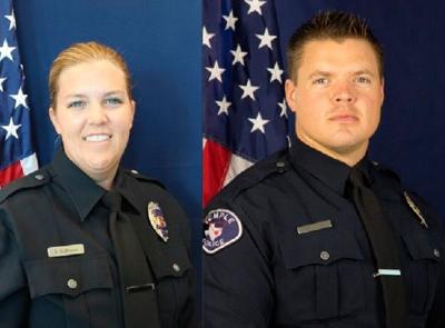 Temple Police officers nominate for Life-Saving Award