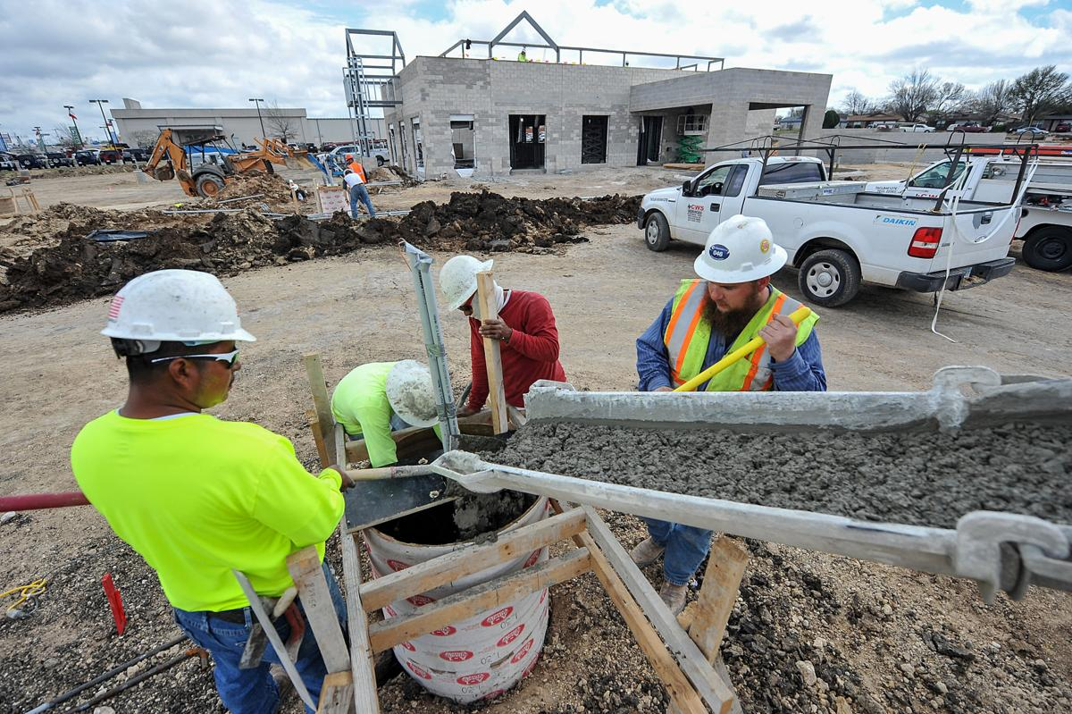 What new businesses are coming to Killeen? Cane's a new KFC