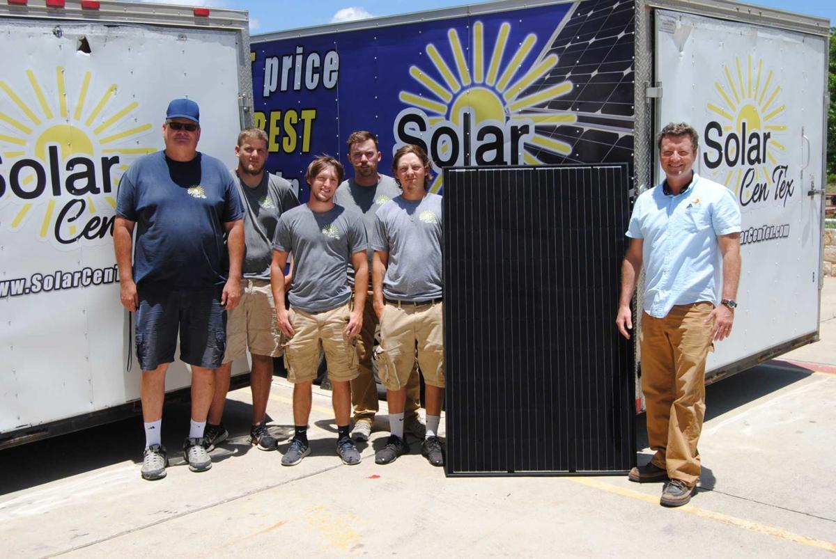 Solar Centex 1