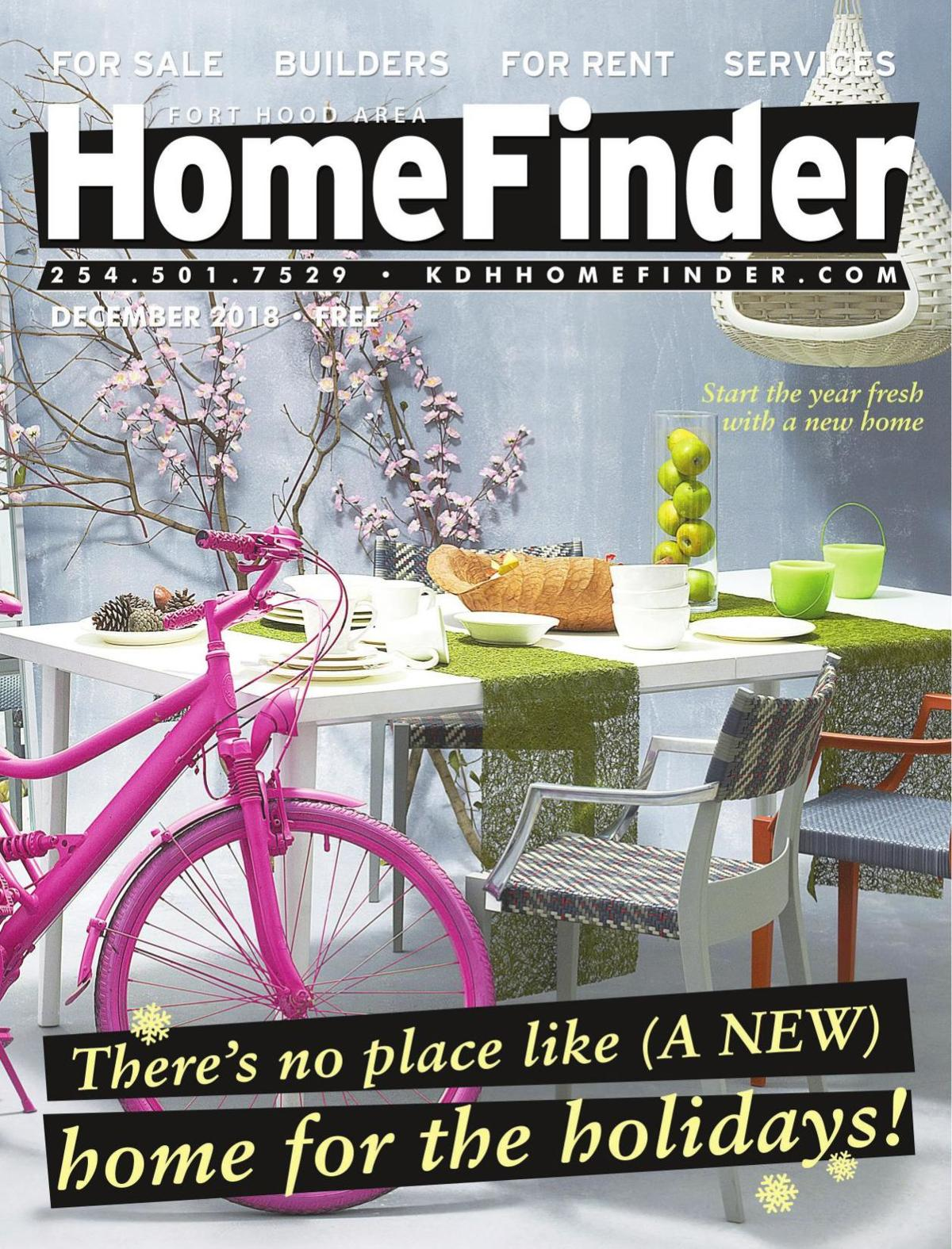 December 2018 Homefinder