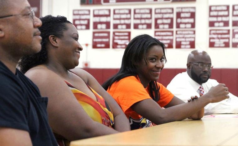 Killeen Girls Basketball Signing