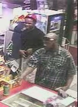 Robbery suspects
