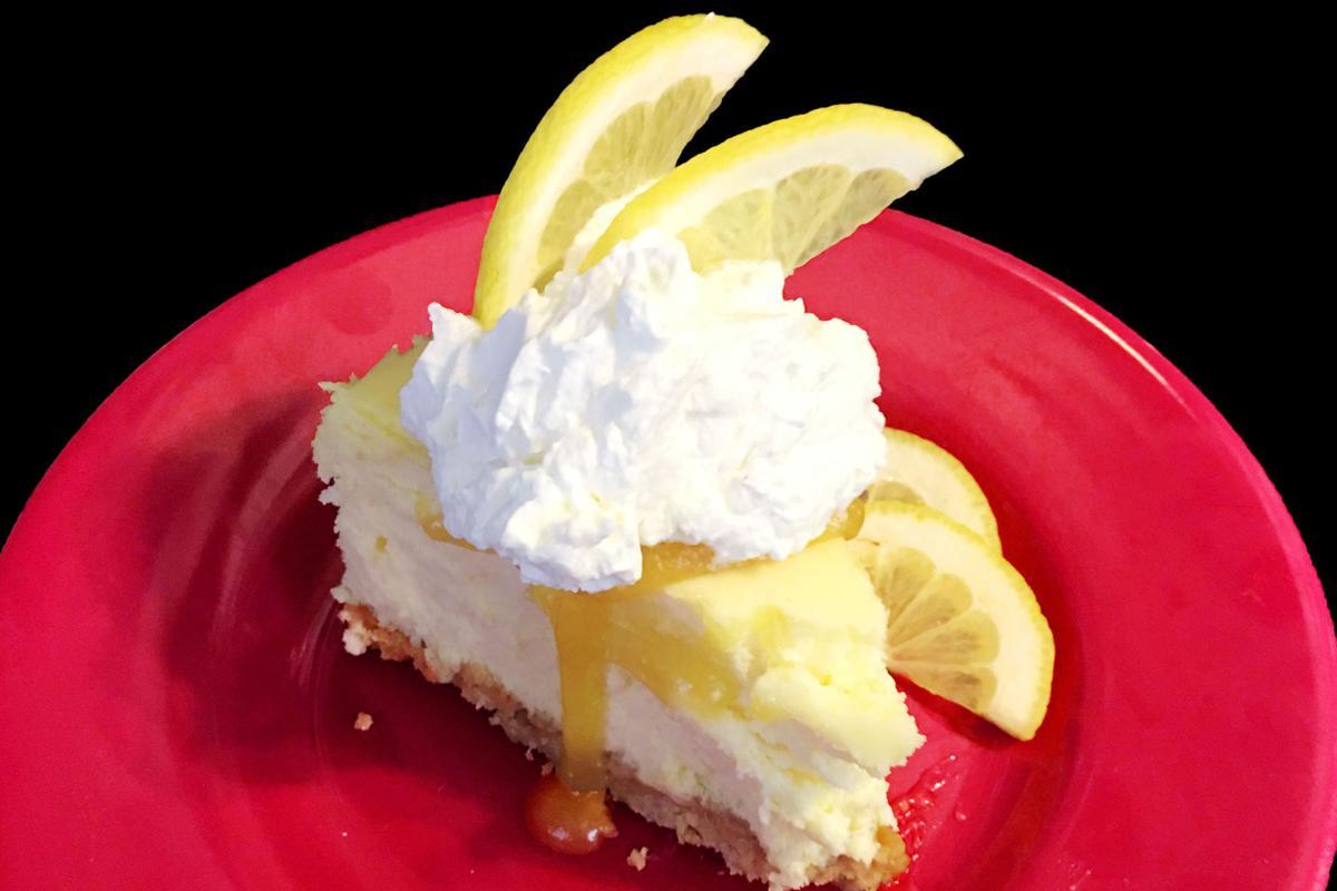 FOOD LEMON-CAKE 1 PG