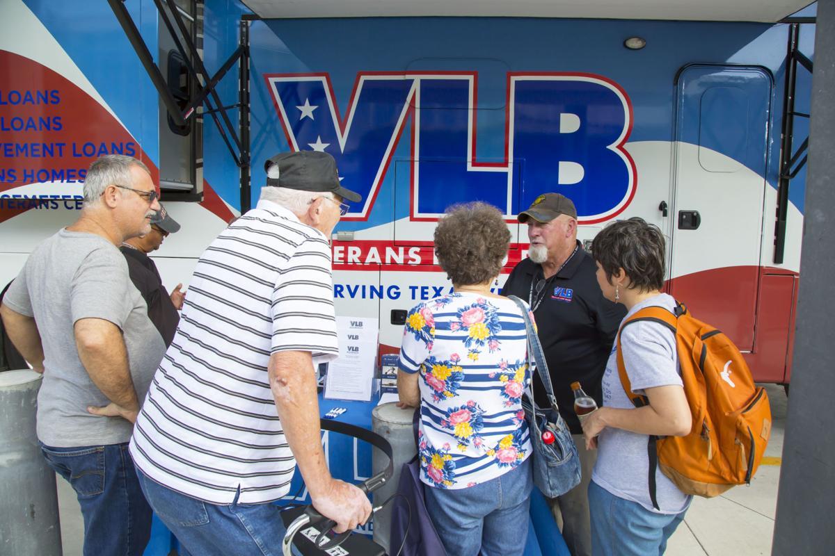 Veterans benefits fairs