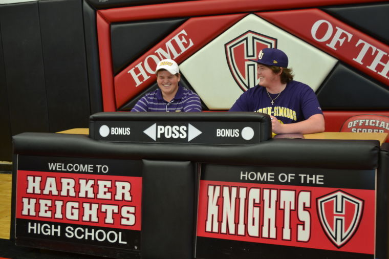 Harker Heights Signing